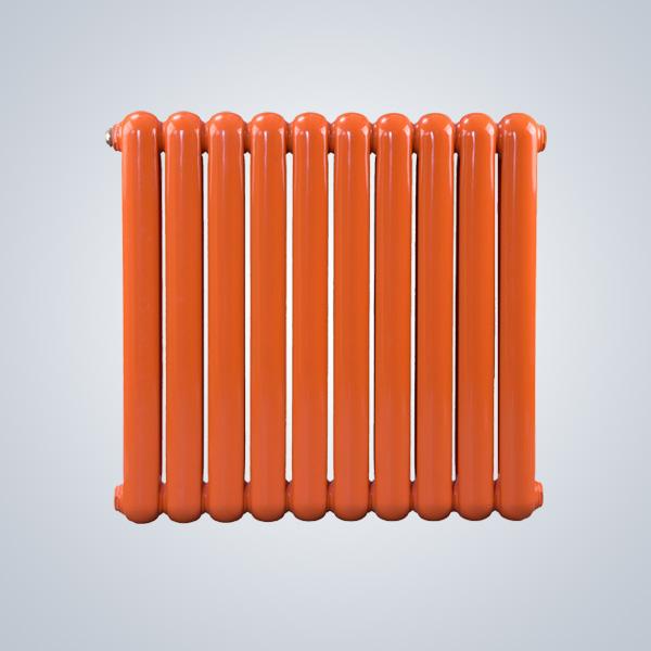 钢制60圆片头散热器