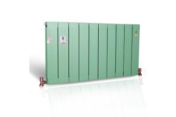 铜铝复合散热器|家用暖气片安装的四种方式