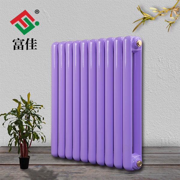 工程暖气片厂家批发富佳散热器