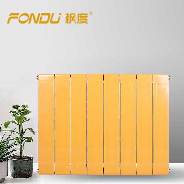 批发各种型号铜铝复合暖气片 家用采暖铜铝复合暖气片散热器