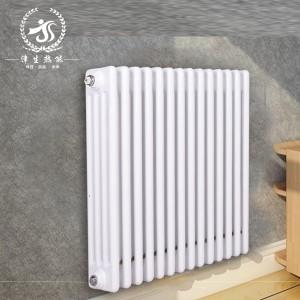 天津津生钢四柱采暖散热器耐腐蚀价格实惠