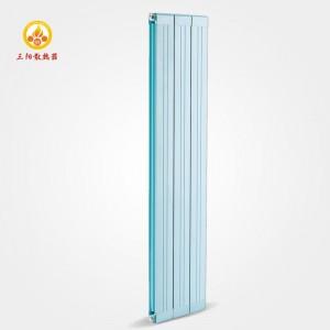 山东三阳暖通铜铝复合114X60客厅可定制暖气片