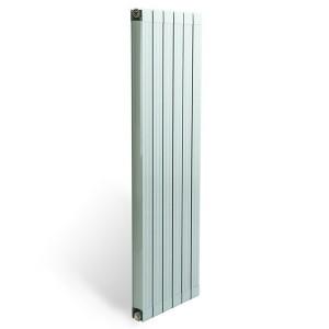 鑫发铜铝复合散热器家用暖气片铜铝复合75X75散热器