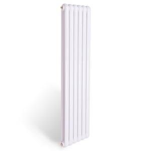 暖得力散热器 家用水暖壁挂式 钢制暖气片 60圆