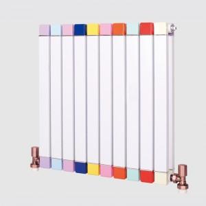 天津暖宜家金属制品有限公司50x87速热铜铝暖气片