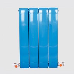 天津散热器厂家铜铝100x80室内采暖设备可定制