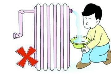 暖气片不热放气,自己也可以操作哟!