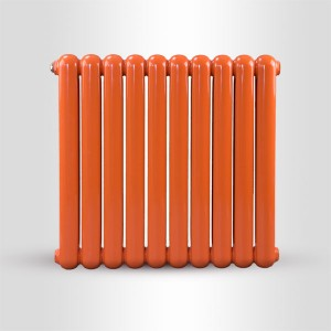 天津凡帝罗暖气片厂钢制60圆家用取暖散热器