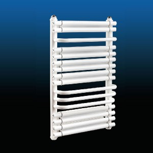 法罗力散热器 家用卫浴暖气片 铜铝圆管卫浴散热器