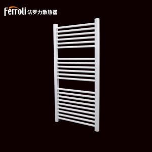 法罗力钢制圆管平板卫浴散热器 家用卫生间厕所钢制小背篓暖气片