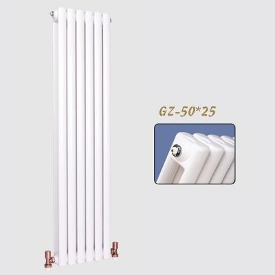 天津散热器厂家钢制50x25暖气