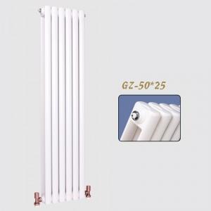 天津散热器厂家钢制50x25暖气片