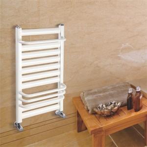新百丰钢制50卫浴暖气片 家用卫生间厕所钢制壁挂式小背篓