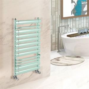新百丰铜铝复合卫浴暖气片 家用水暖壁挂式铜铝50卫浴小背篓