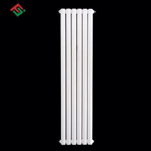 富佳低碳钢50x25方双柱工程专用