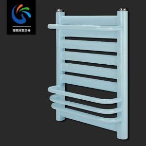 暖福瑞卫生间插接背篓暖气片家用水暖散热器毛巾架壁挂式