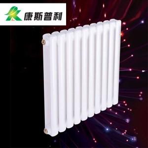 康斯普利钢制60x30方双柱散热器 家用水暖钢制暖气片