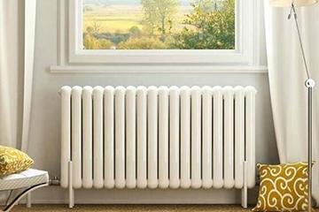家用暖气片安装示意图!