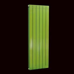 倍暖散热器_铜铝复合80*75壁挂式家庭采暖暖气片 可定制
