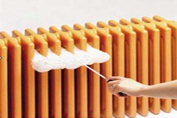 采暖常识之不同材质暖气片的清洁方法!