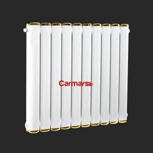 卡玛仕散热器 齐齐哈尔家用暖气片供应 钢制7063水立方