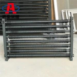 钢制翅片管散热器@国标优质翅片管@钢制翅片管散热器现货