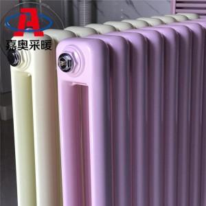 鑫冀新钢二柱散热器@钢二柱散热器209@钢二柱散热器高度