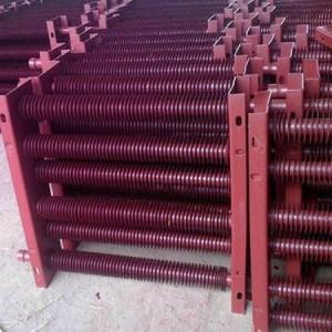 长春旭冬散热器 钢制翅片管二寸600mm管 翅片管价格