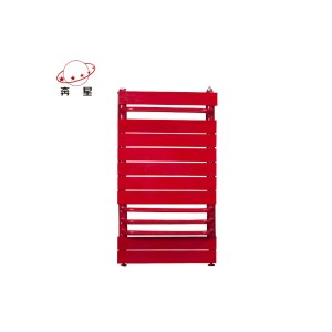 铜铝卫浴暖气片 小平板 卫浴防腐散热器 家用壁挂式