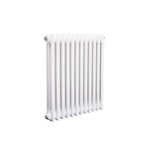 阿森纳钢制柱式散热器 好用的水暖暖气片 钢三柱散热器