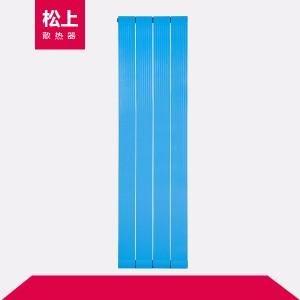 天津松上铜铝复合120x60散热器可定制厂家直销