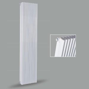 美阳达铜铝复合30扁管双搭散热器防腐蚀寿命长