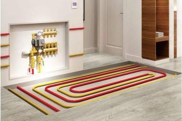 一篇文章搞定电地暖正确的安装设计施工流程