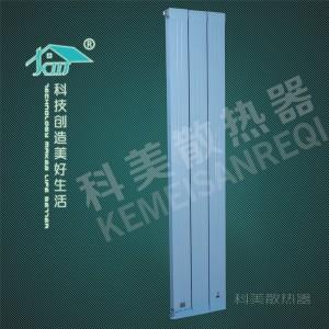 科美优质铜铝复合114X60散热器