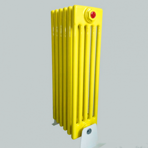 皓春暖气片家用钢五柱散热器集暖工程蒸汽片