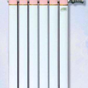 皓春暖气片家用水暖壁挂钢铝复合防腐蚀暖气片