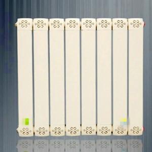 皓春钢铝复合暖气片家用集暖可定制卧室散热器