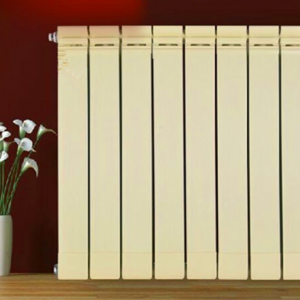 皓春暖气片家用水暖铜铝散热器壁挂式集中散热