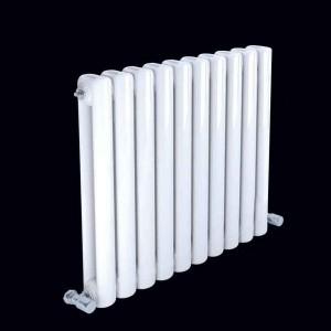 圣世劳斯钢制70方双柱暖气片定制采暖