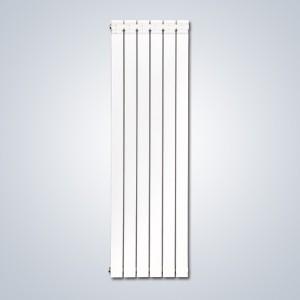 澳斯曼暖气片 高品质暖气 铜铝复合75X75仿压铸铝散热器