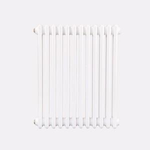 钢三柱散热器 圣伦蒂斯散热器 钢制柱式家用暖气片