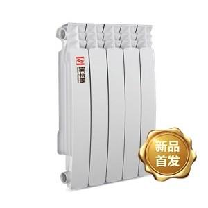 枣庄暖气片供应双金属压铸铝暖气片UR7002-300