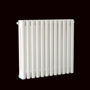 钢制50x25方片头散热器