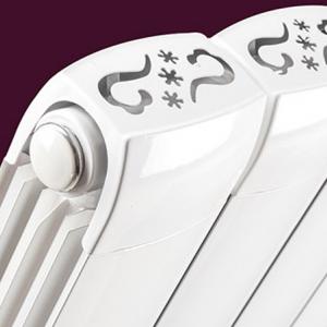 铜铝复合暖气100×80散热器
