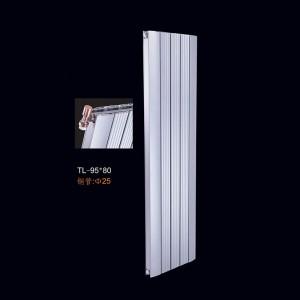 约巴龙铜铝复合95x80散热器