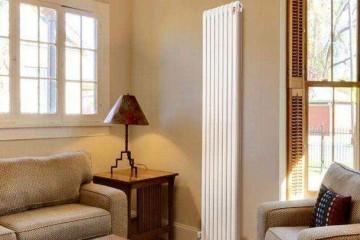 暖气片安装位置的确定和管子选择