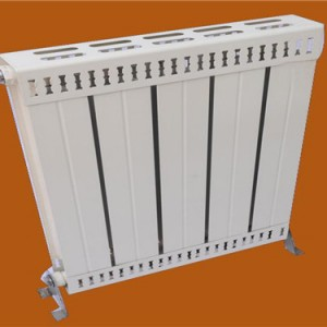 壁挂式钢铝复合散热器散热量