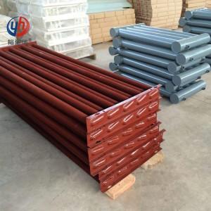 GC4-20-1.0高频焊螺旋翅片管散热器