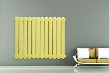 暖气片采暖为什么可采用明装方式