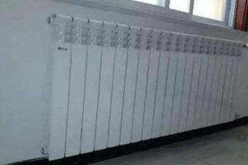 选择钢制暖气片理由安装照规矩办事